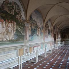 Monte Oliveto affreschi.JPG