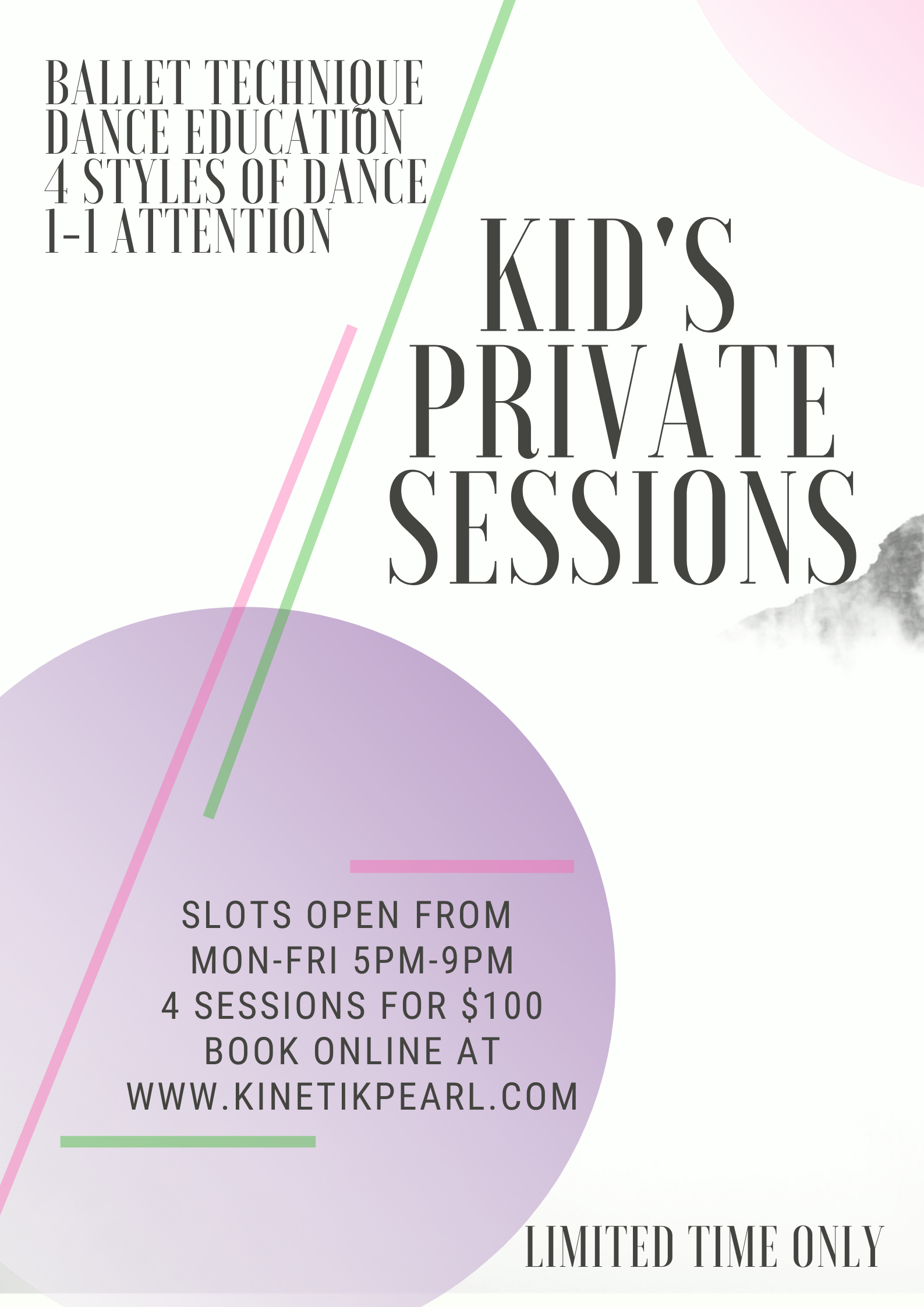 Kids 1-1 Session