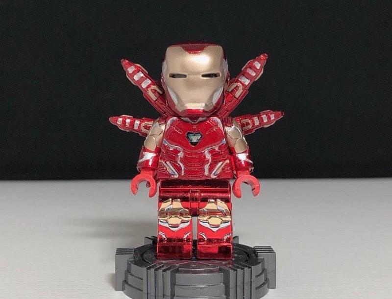 Custom Ironman MK85