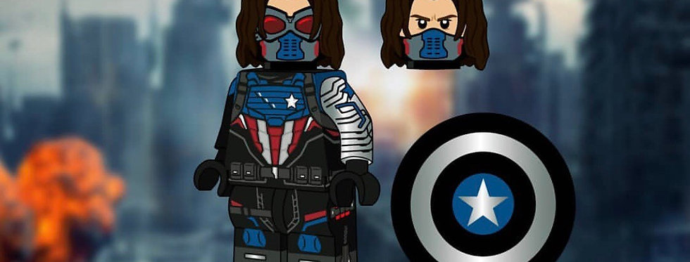 Winter Soldier Captain