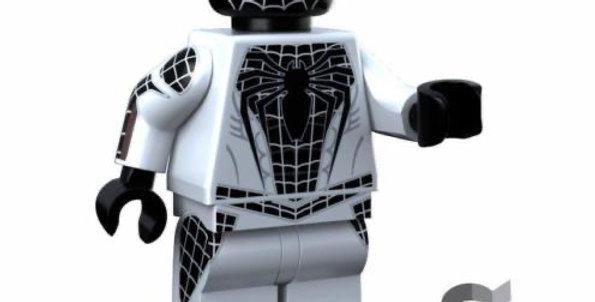 Custom Negative Suit Spiderman