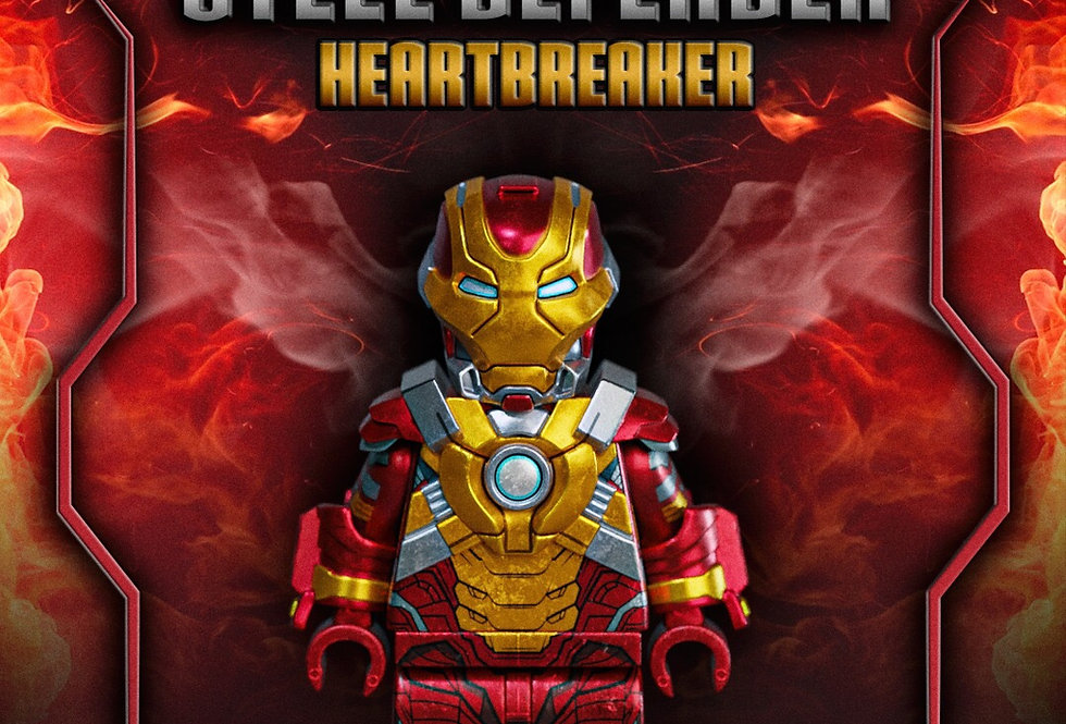 Steel Defender Heartbreaker Armor