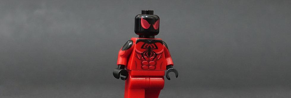 Crimson Arachnid Hero