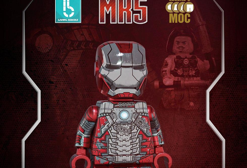 The Steel Defender mk5