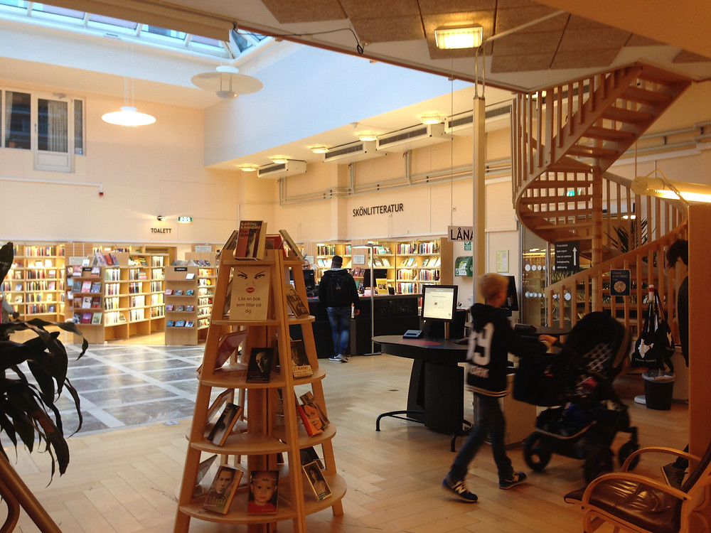 Studio Bibliotek  Kultivera Tranås