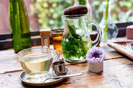 next to nature teas