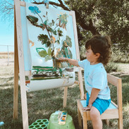 Paint Project with Nature