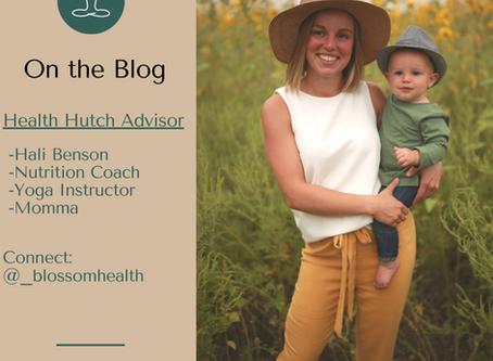 Health Hutch Advisor | Hali Benson