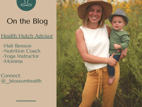 Health Hutch Advisor | Hali Benson