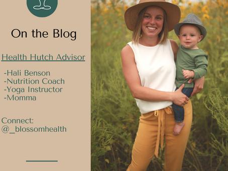 Meet Our Team | Health Hutch Advisor | Hali