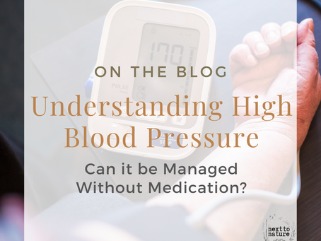Understanding High Blood Pressure: Can it be Managed Without Medication?
