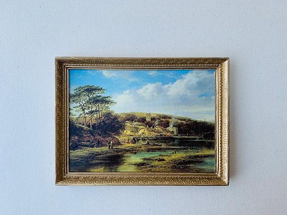 Framed Print-Landscape