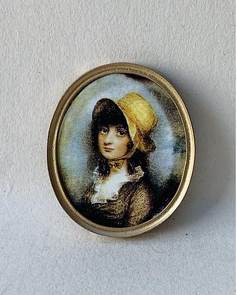 Oval Portrait