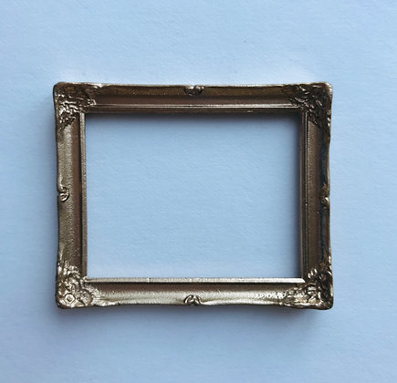 Rectangular Frame in Gilt Finish