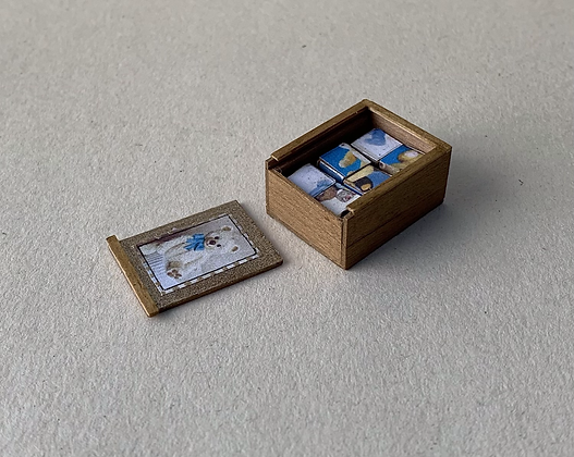 Cube Puzzle by Jacqueline Crosby