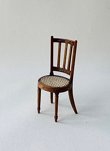 Small Caned Chair