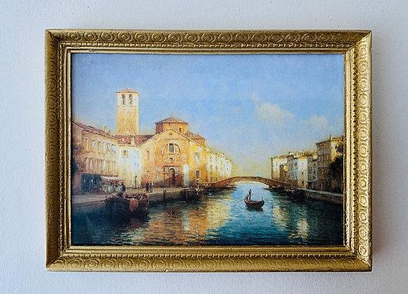 Framed Print-Venice