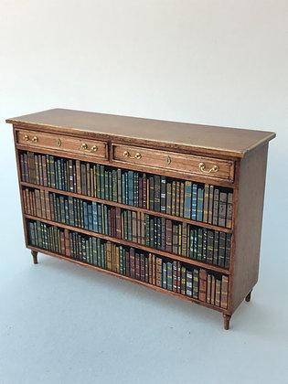Sheraton Open Bookcase