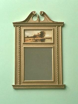 Large Georgian Mirror