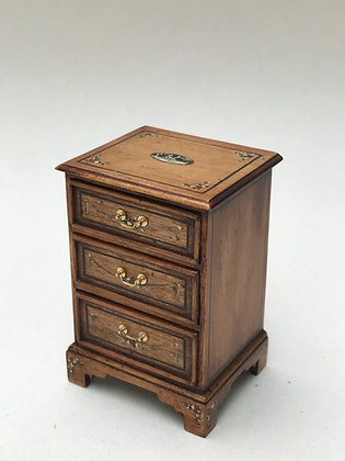 Bedside Cabinet with Drawers