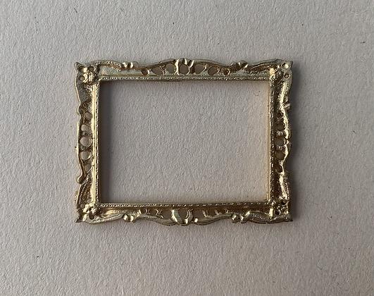 Pierced Frame