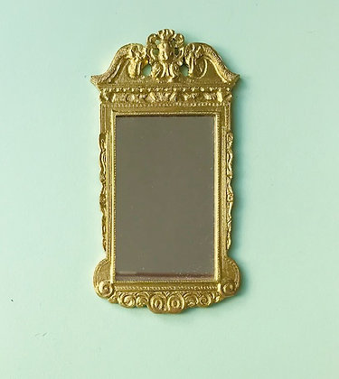George 11 Mirror in Gilt Frame