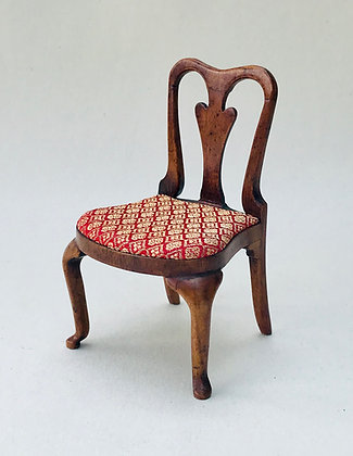 Queen Anne Sidechair