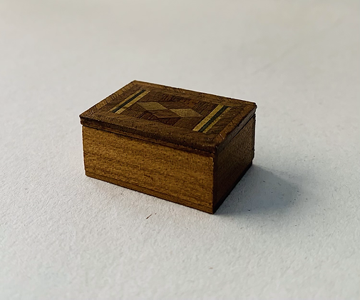 Inlaid Box by Jacqueline Crosby