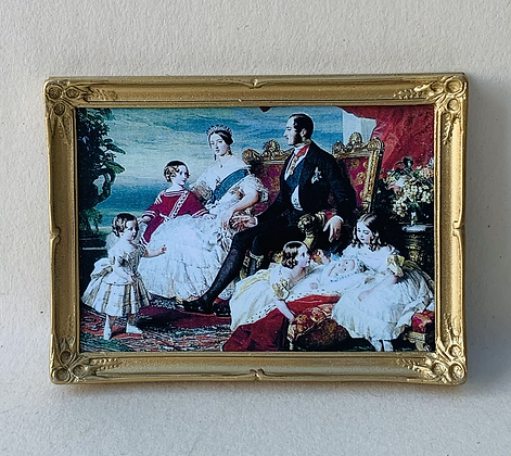 Queen Victoria and Family