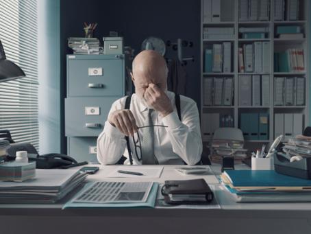 O aumento dos casos da Síndrome de Burnout na pandemia