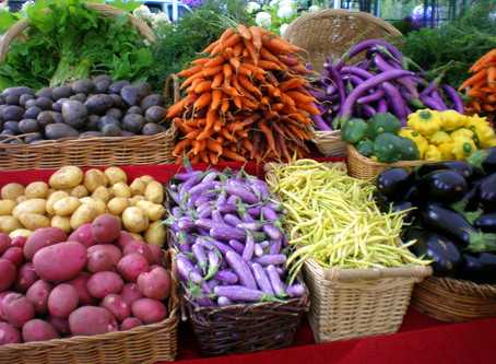 Opinion: When Vegetables Come First