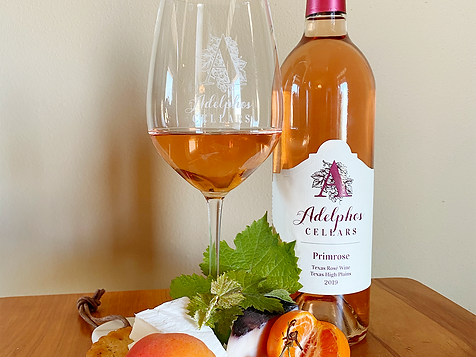2019 Primrose: Dry Rosé