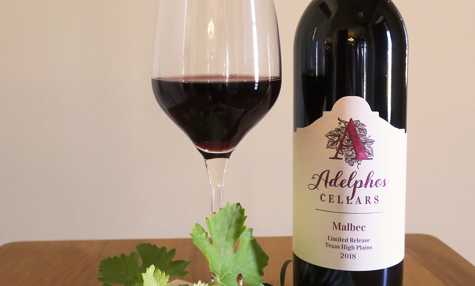 2018 Limited Release Malbec
