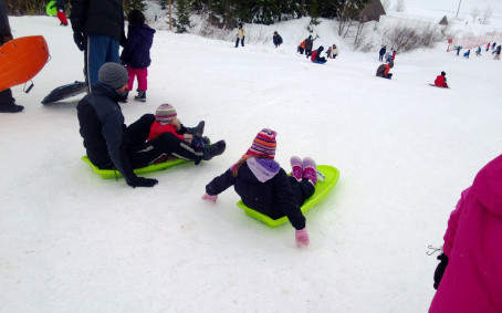 5 Amazing Places To Go Sledding