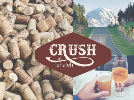 Crush at Tehaleh is Nearly Here