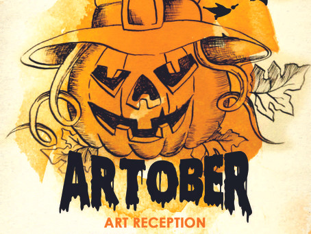 "Bonney Lake Arts Commision ""Artober"" Art Reception!"