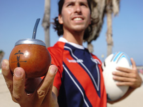 Yerba Mate, the essential ally for athletes.