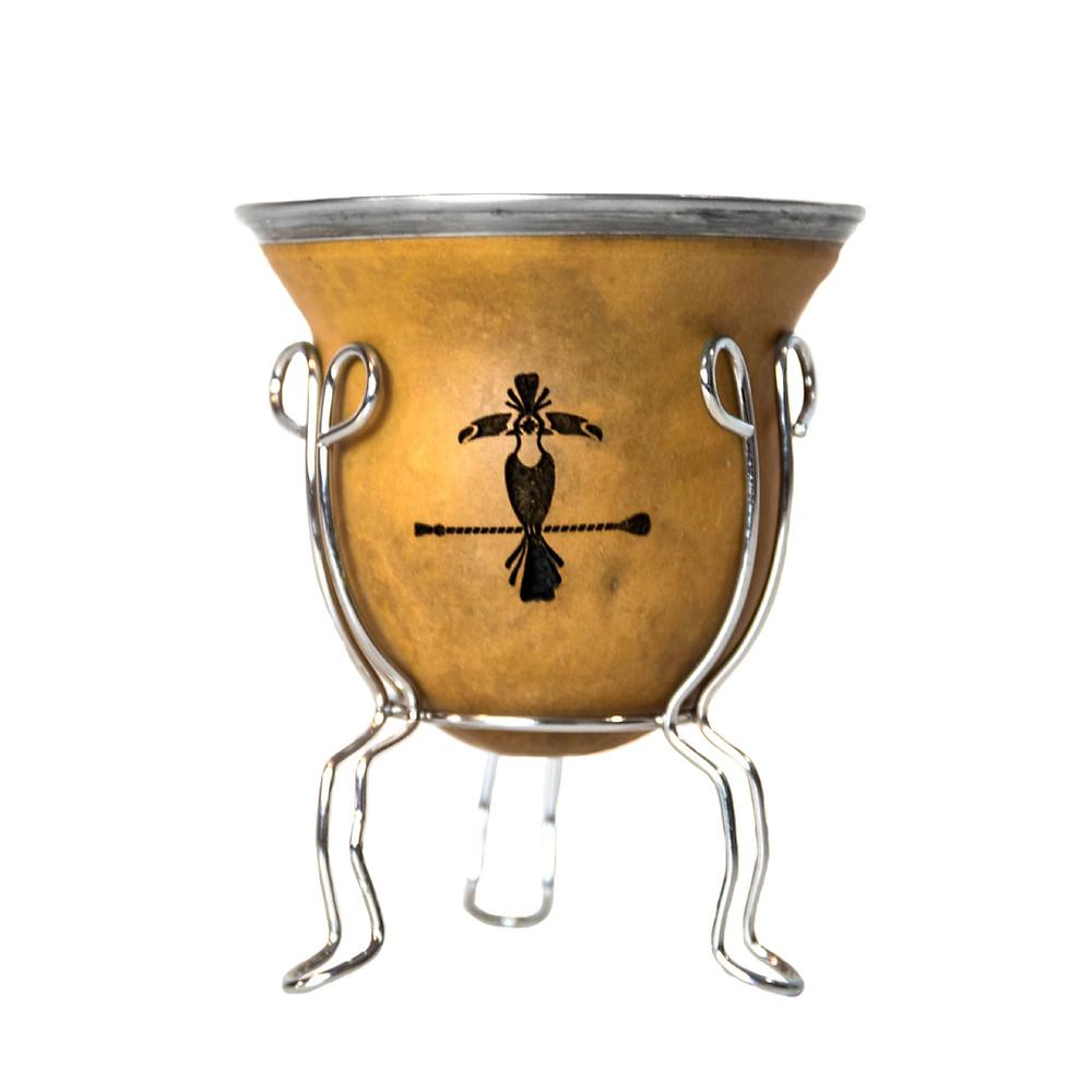 The mate Royal is made of 100% Uruguayan handcraftsmanship.