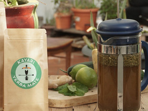 mate cocido, an alternative to the traditional way