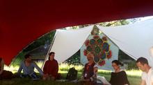 Shivam Yoga no Festival Masters of Calm