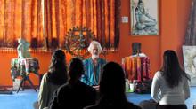 Eventos Internacionais do Shivam Yoga Ashram