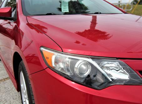 Q -- Should I have my older car ceramic coated?