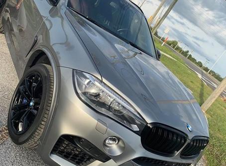 BMW X5M Ceramic Plus Self Healing