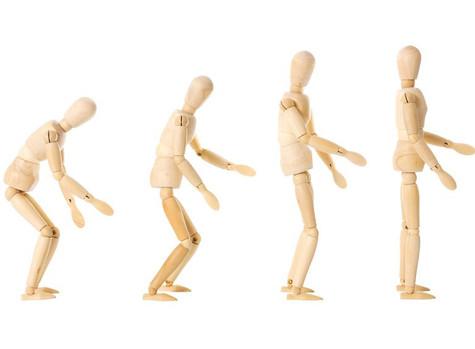 Modifica curve posturali