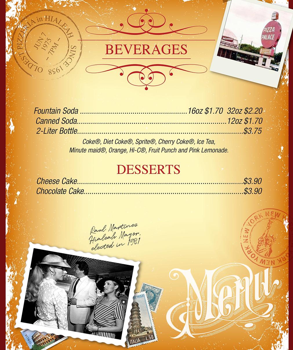 J&J Pizza Web Menu Beverage & Desserts.png