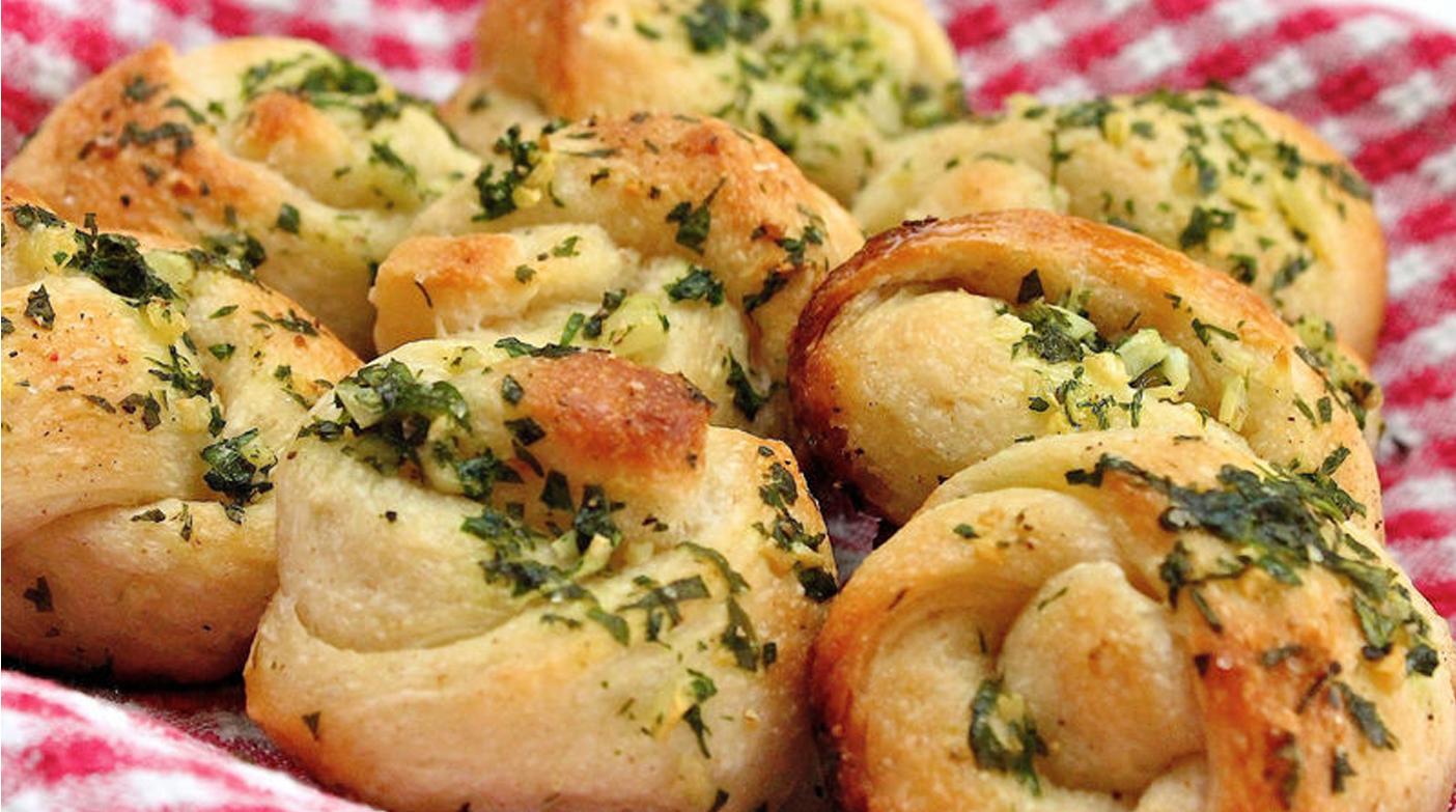 Garlic Rolls 3