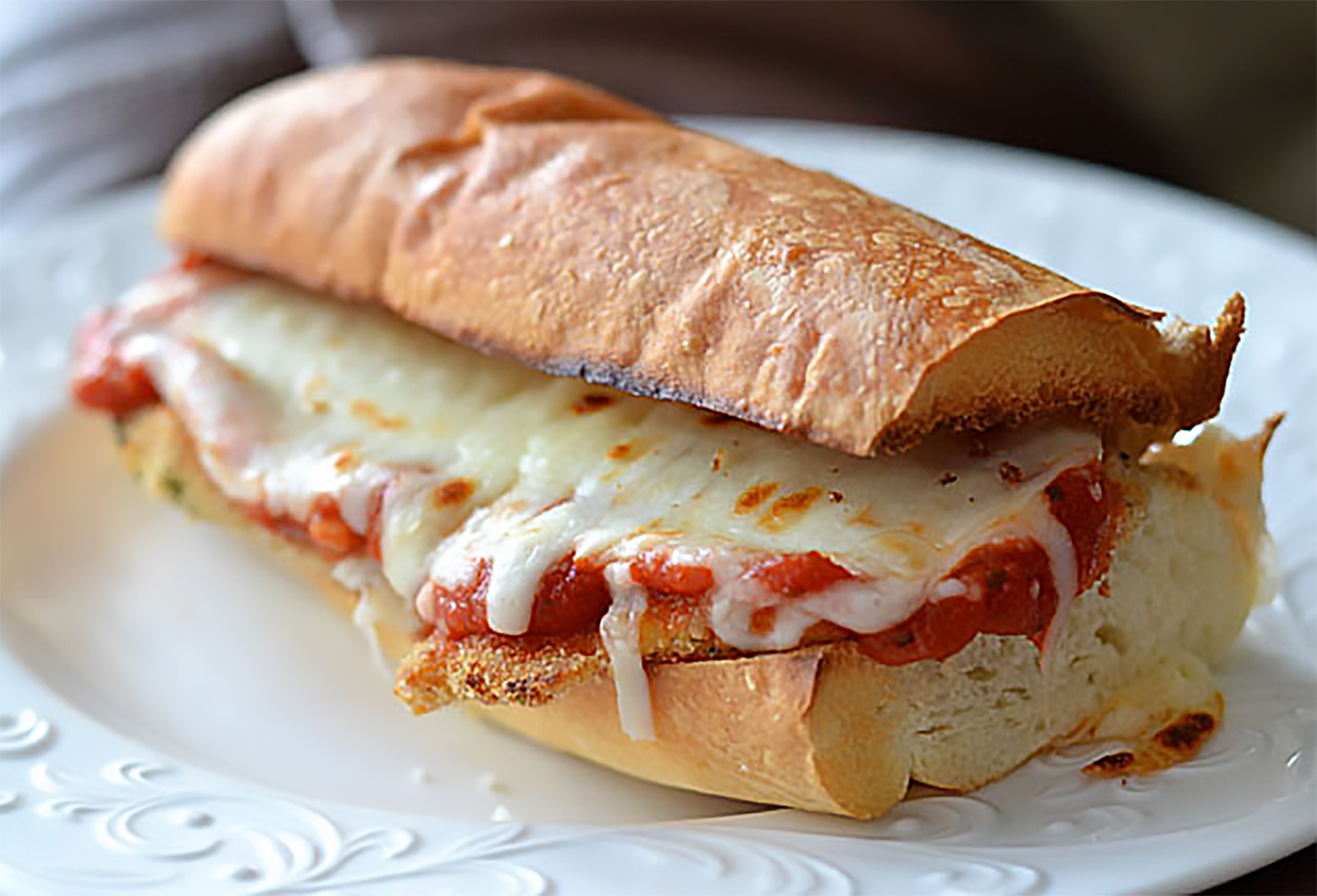 Veal Sub