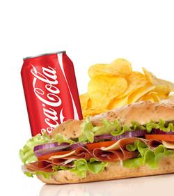 Sub.Chips & Coke