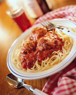 Spagetti & Meatballs