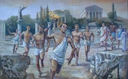 Pirmā Olimpiāde